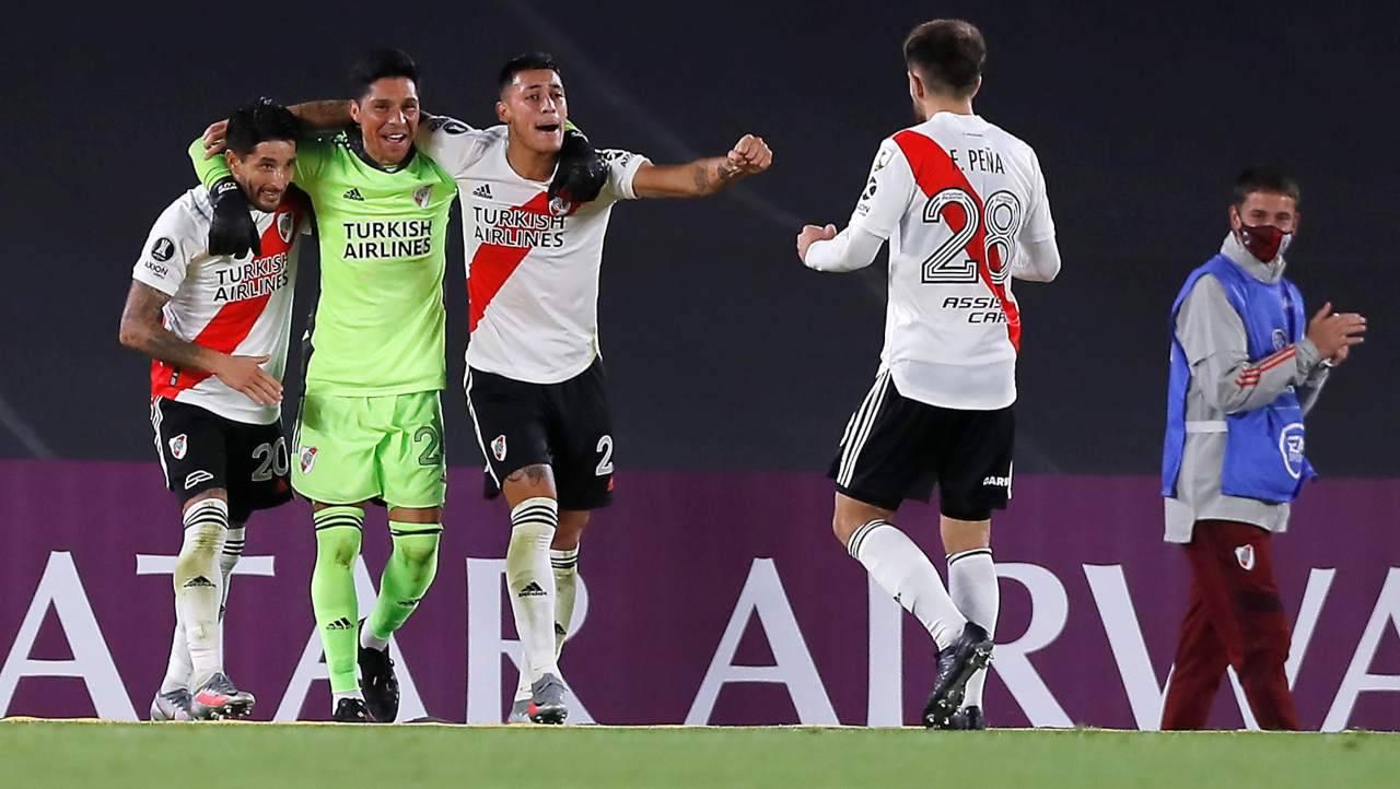 Il River Plate vince senza portiere: c'è un incredibile precedente