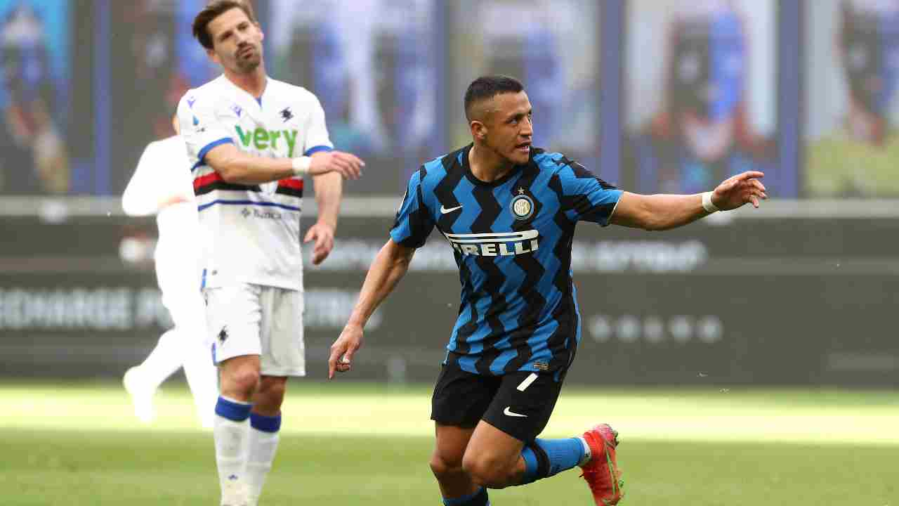 highlights Inter-Sampdoria