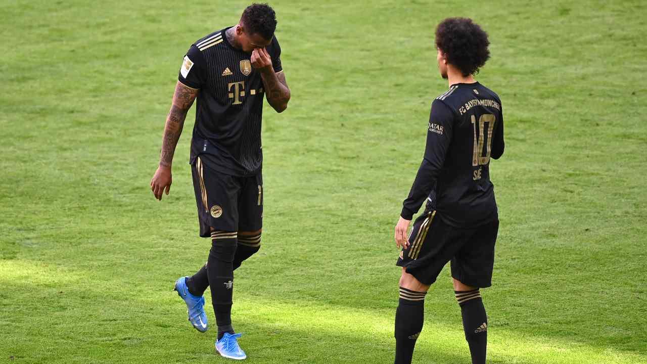 Jerome Boateng in lacrime: dall'addio al Bayern alle ombre sul suicidio della fidanzata