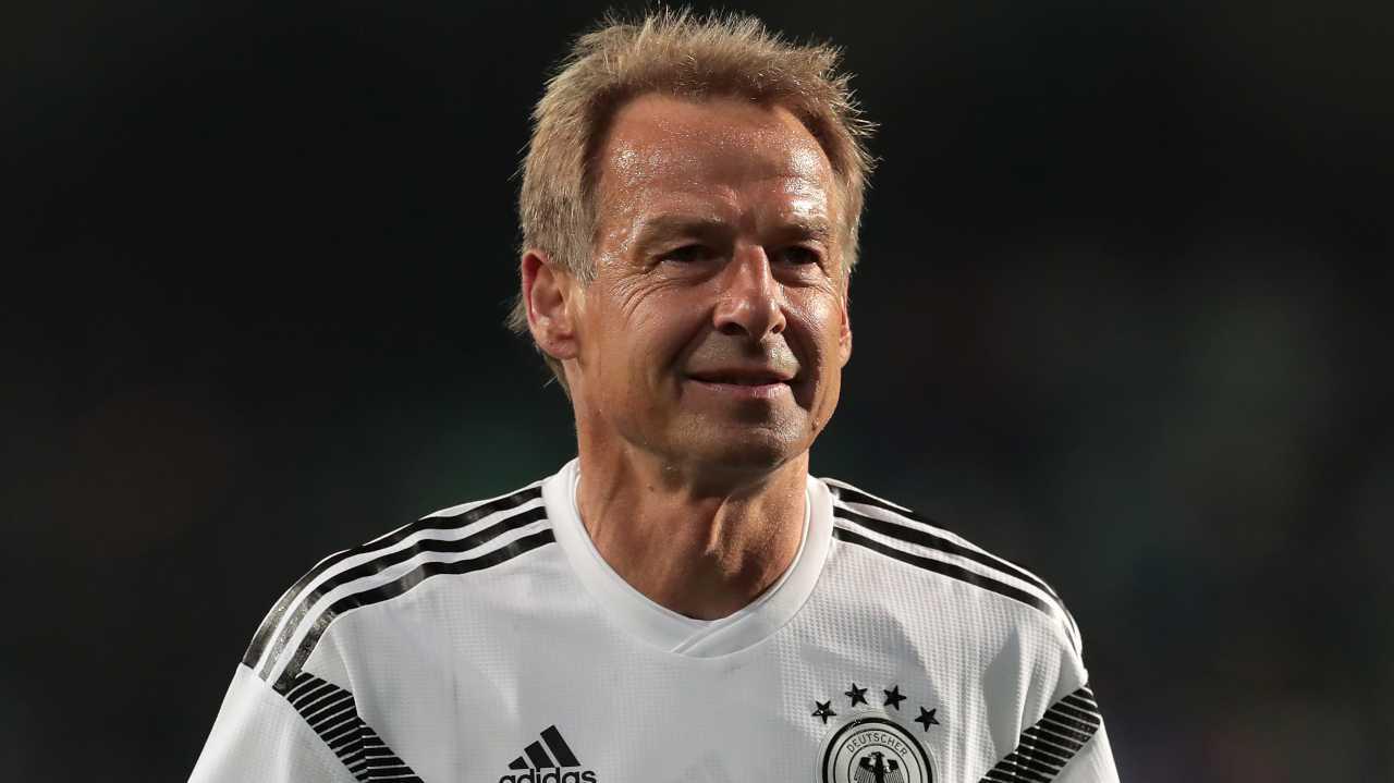 Jurgen Klinsmann, gli anni d'oro del tedesco all'Inter