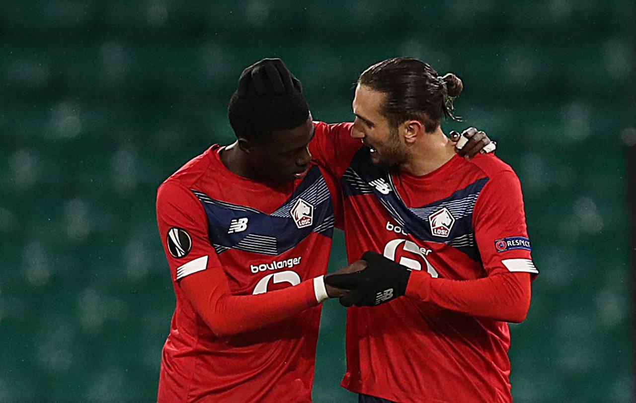Ligue 1, Lille-Saint Etienne, probabili formazioni (foto Getty)
