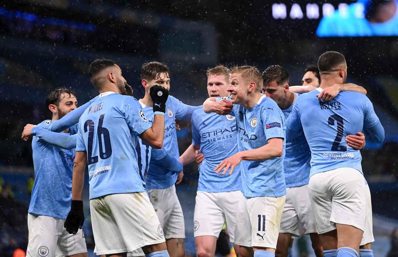 Champions League, il Manchester City paga per tutti: l'annuncio a sorpresa