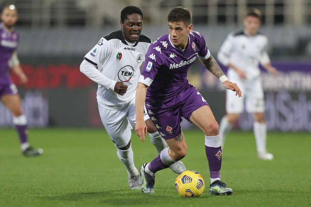 Martinez Quarta alla Fiorentina