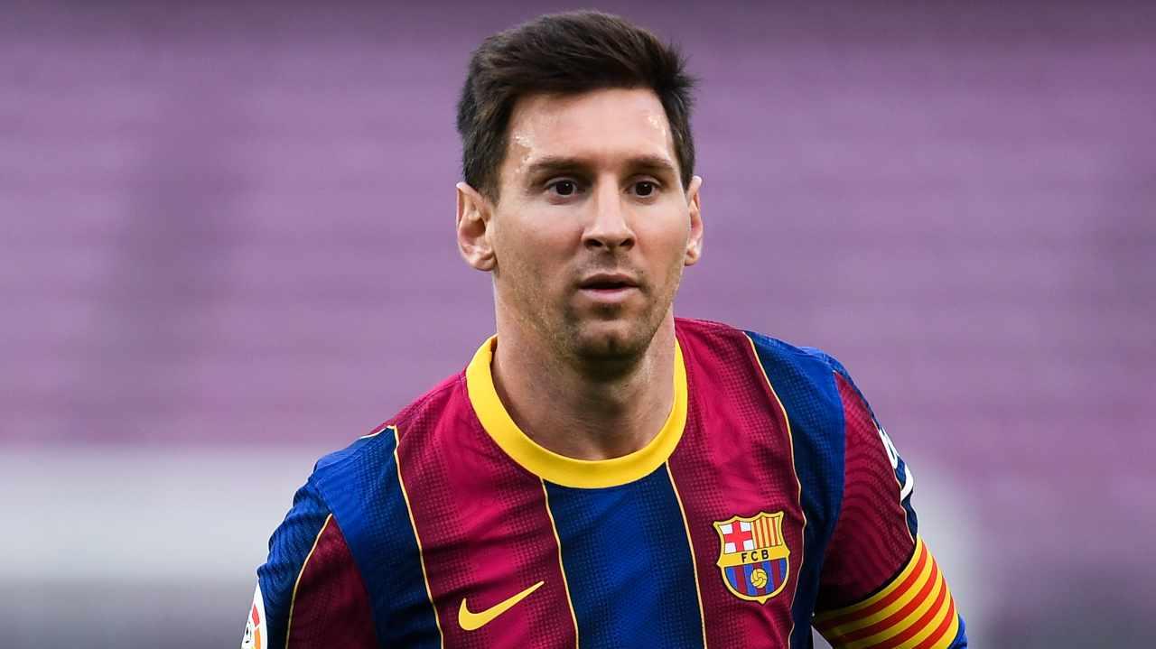 Leo Messi Barcellona