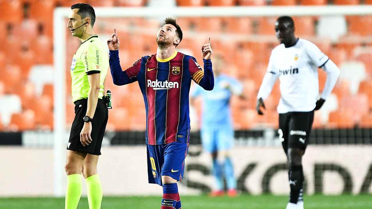 Messi Liga