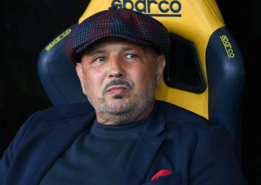 Sfogo dell'allenatore contro squadra (Getty Images)