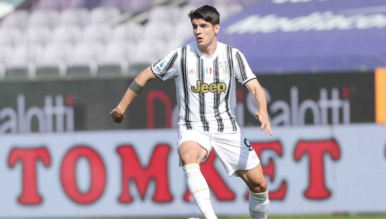 Juventus Morata