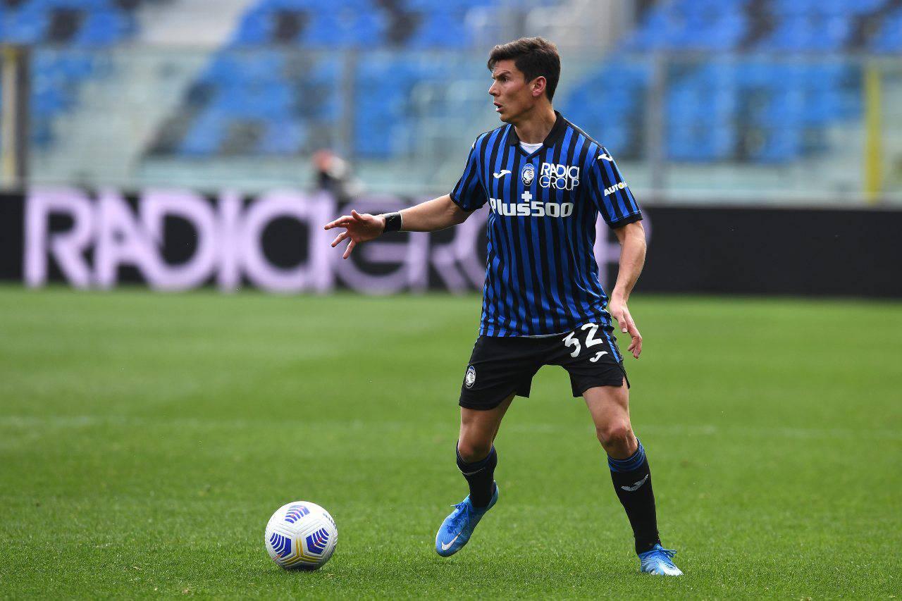 Atalanta Juventus moviola, Pessina fermato da Rabiot