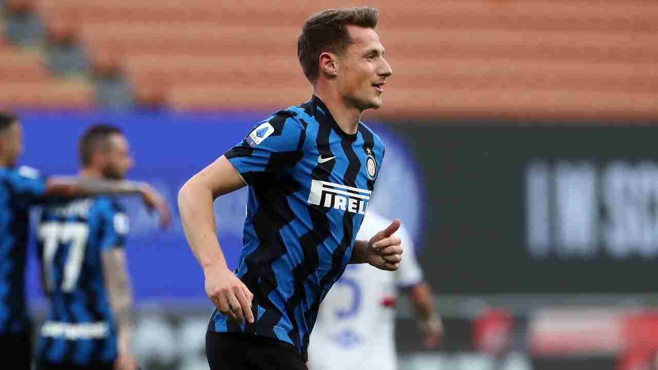 Inter Sampdoria Pinamonti