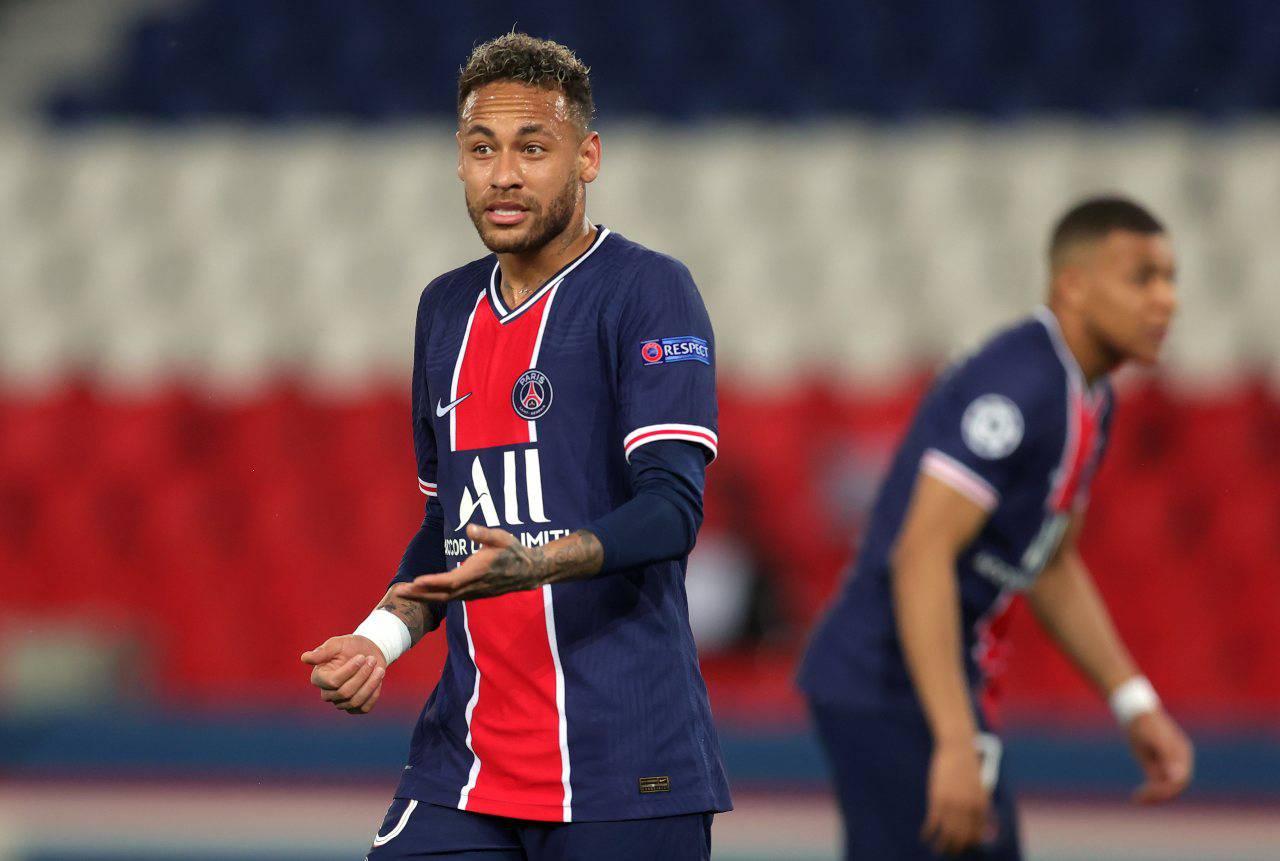 PSG Reims Ligue 1 formazioni (foto Getty)
