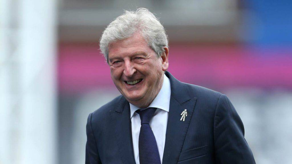 Allenatore Crystal Palace Roy Hodgson (Getty Images)