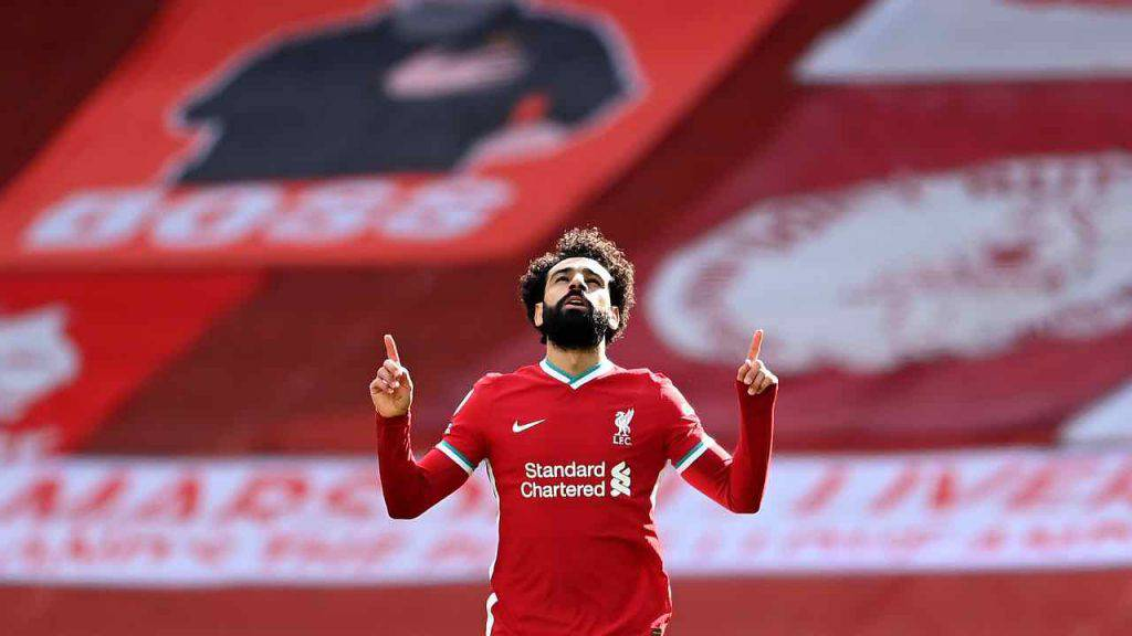 Liverpool Salah record (Getty Images)