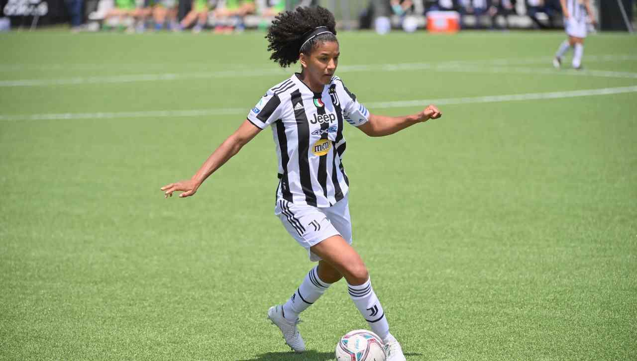 Juventus Women alla Partita del cuore: le critiche social a Sara Gama