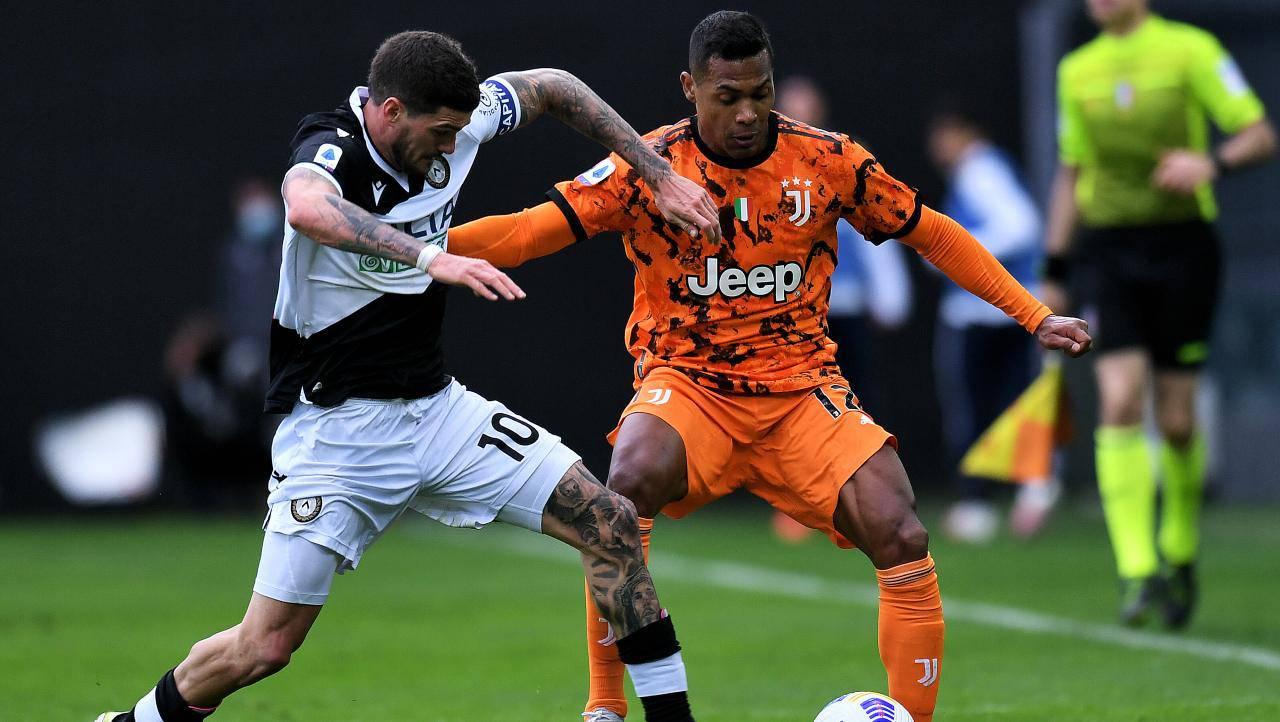 Live Udinese Juventus