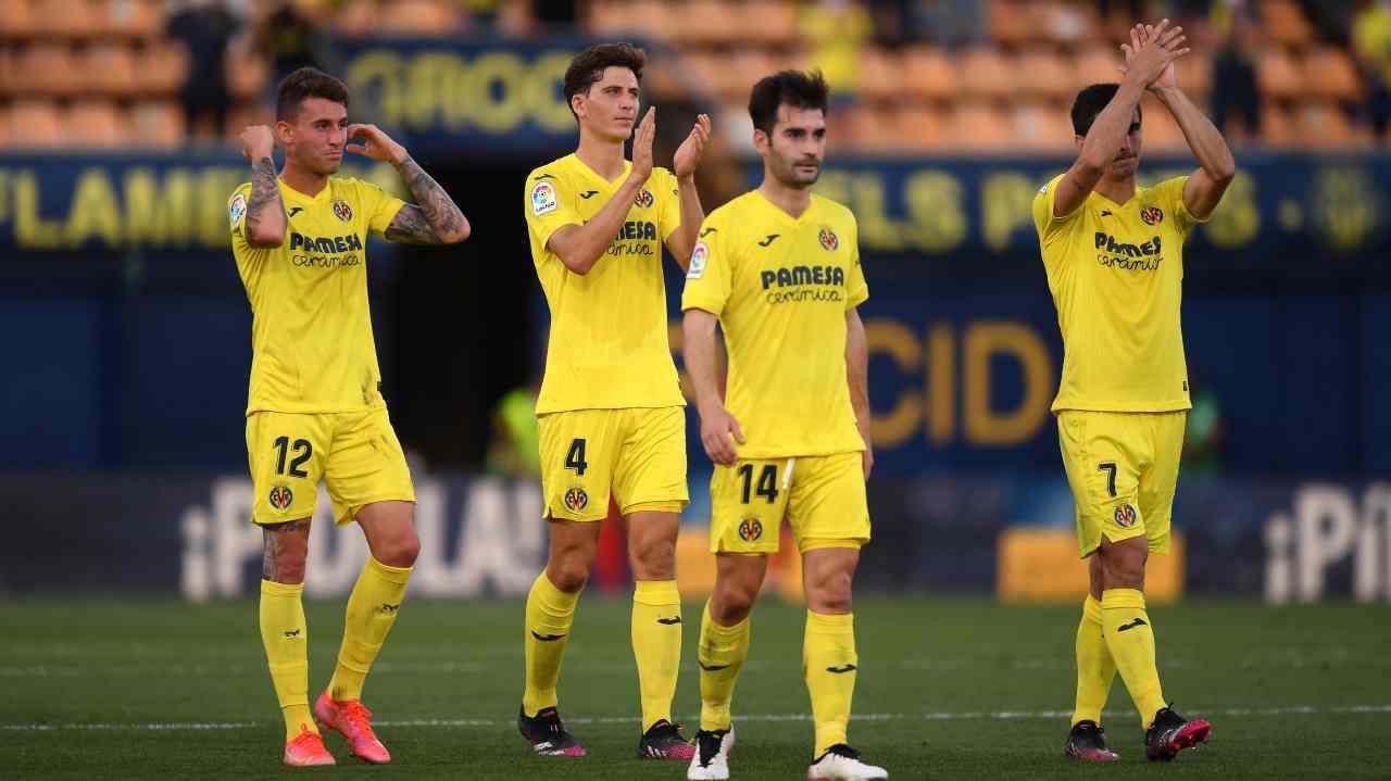 Il Villarreal sogna l'Europa League: perché si chiama Sottomarino Giallo