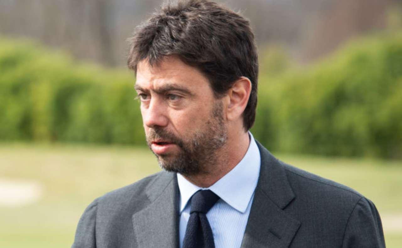 Agnelli presidente