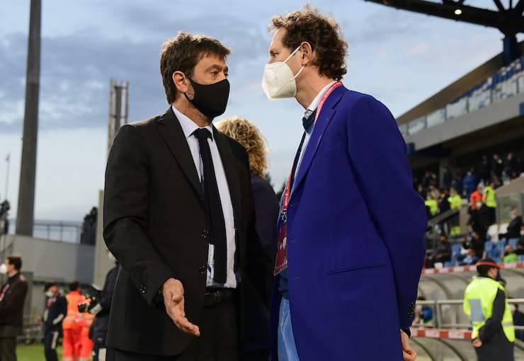 Agnelli-Elkann la strategia per il bilancio Juventus (Getty Images)