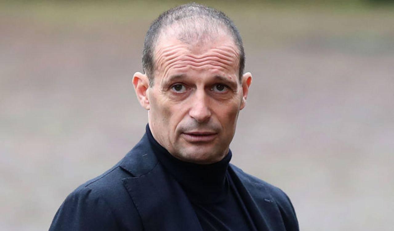 Massimiliano Allegri allenatore