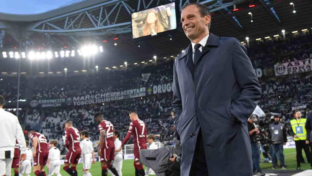 Allegri Juventus Padoin