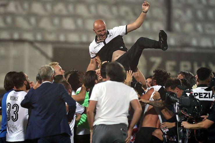 Allenatore Fiorentina reazioni social (Getty Images)