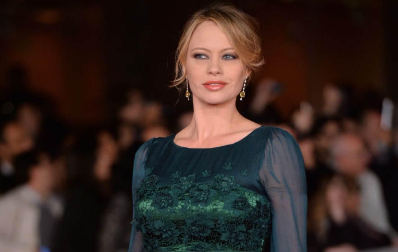 Anna Falchi attrice e presentatrice