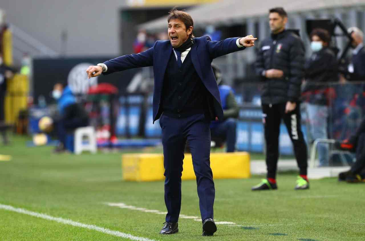 Antonio Conte al Tottenham