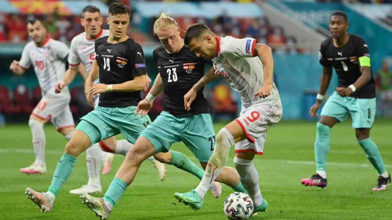 Austria Macedonia Highlights EURO 2020