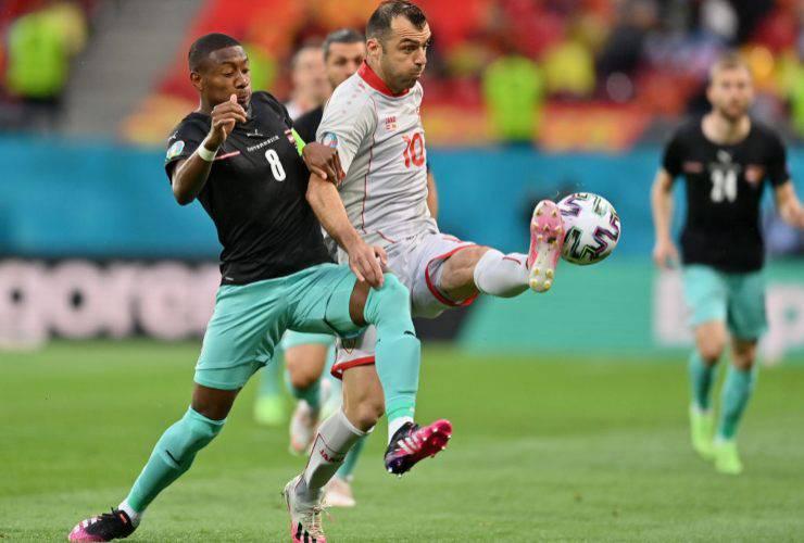 EURO 2020 Austria Macedonia Highlights