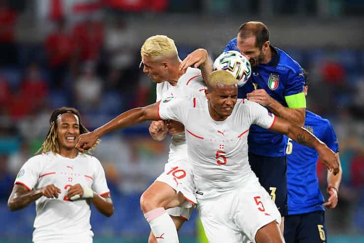 Azione gol annullato Italia (Getty Images)