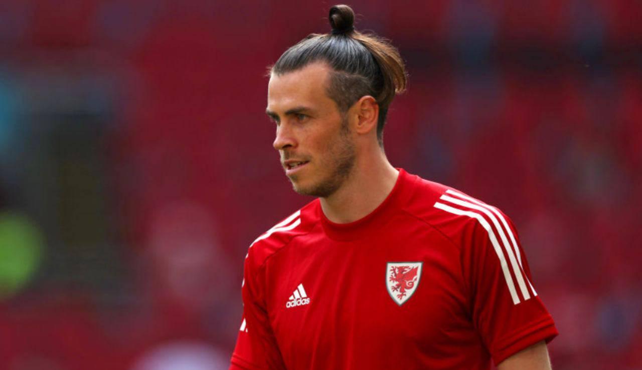 Bale, attaccante