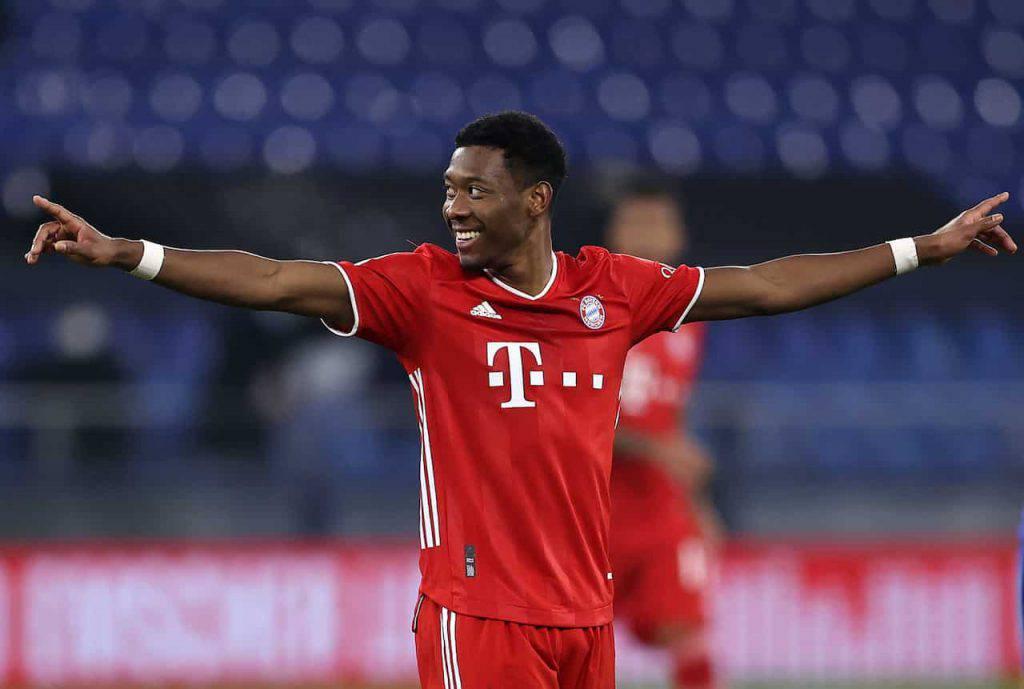 Bayern Monaco Alaba Oktober Fest Guardiola (Getty Images)