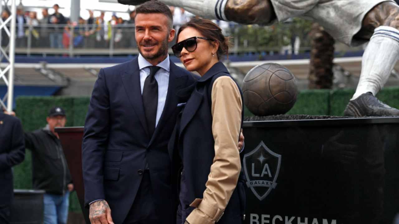 David e Victoria Beckham