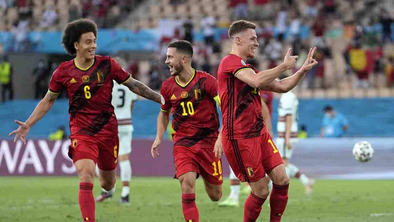 Belgio Portogallo