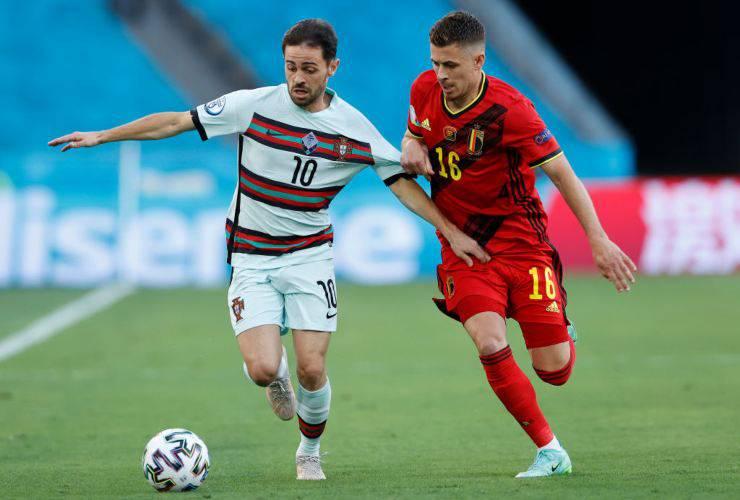 Belgio Portogallo Highlights