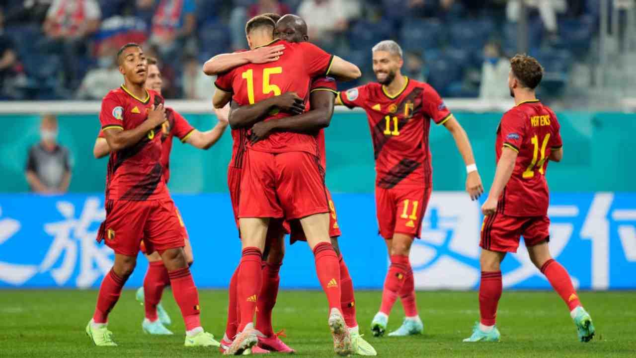 Belgio Russia Highlights
