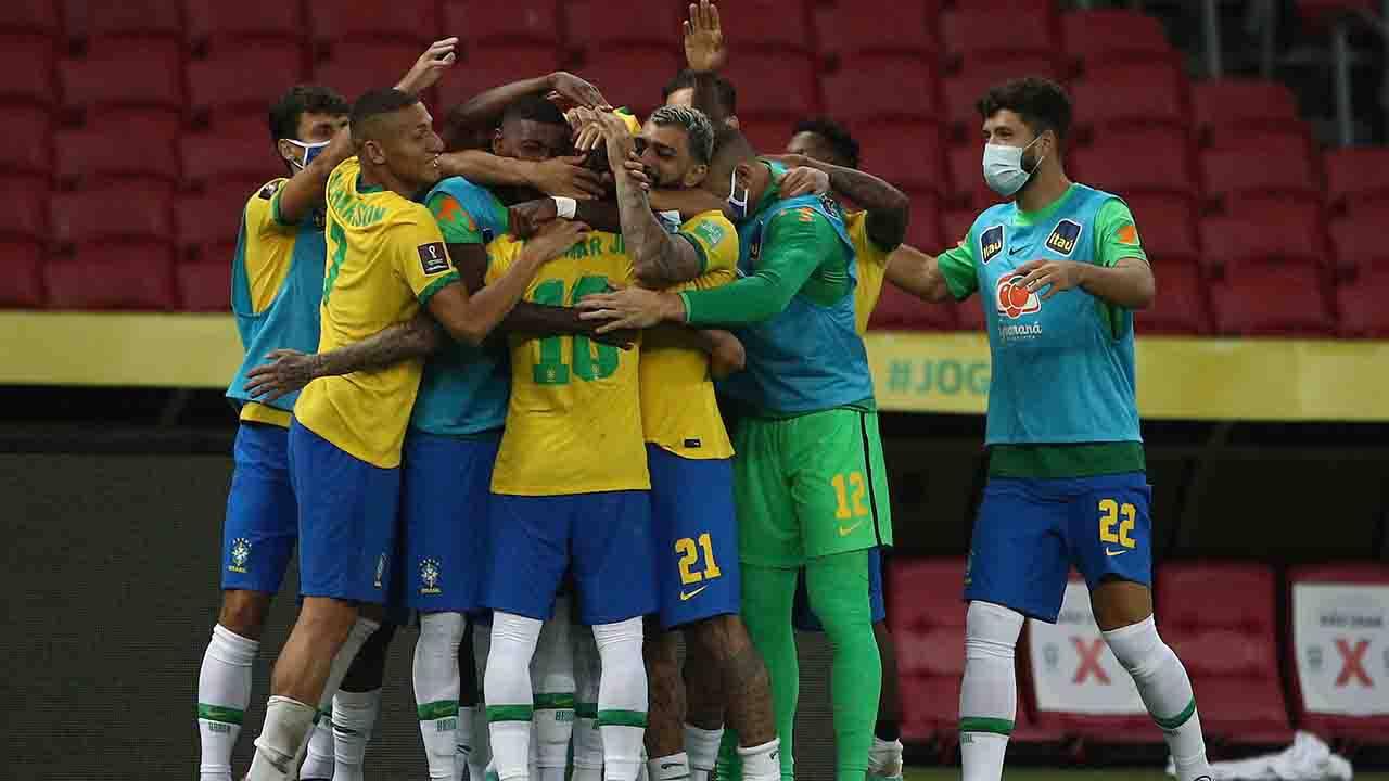 Brasile Ecuador