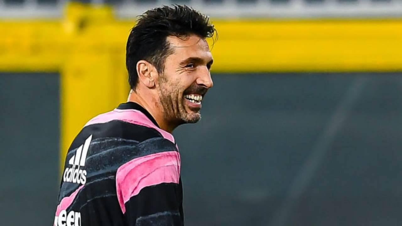 Buffon Parma Firma