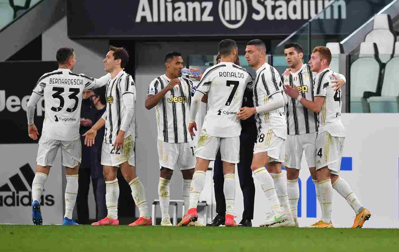 Calciomercato Juventus Depay