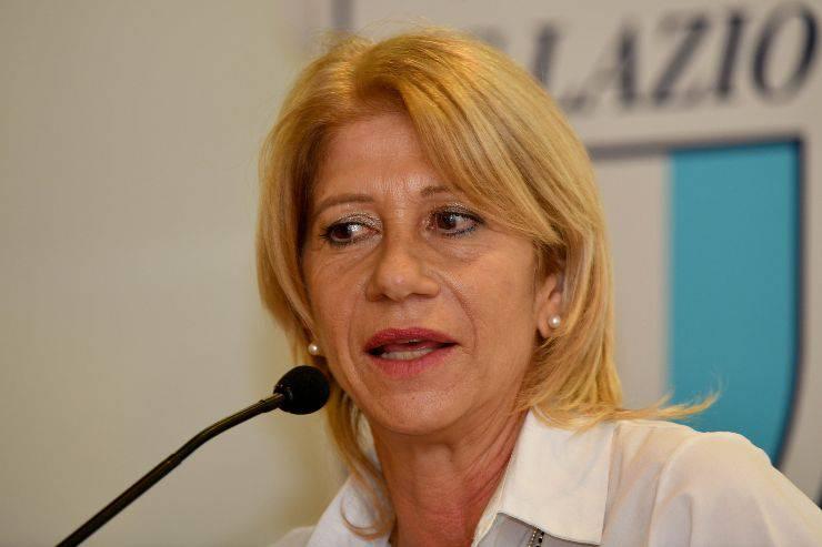 Carolina Morace difende gattuso