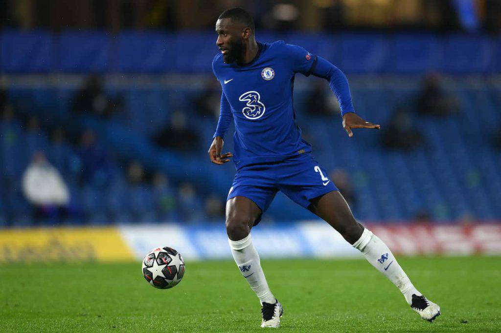 Chelsea Rudiger fiocco Blues (Getty Images)