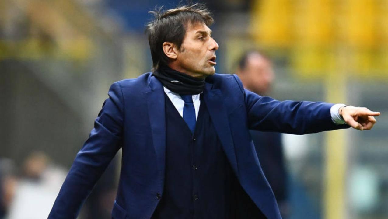 Conte Tottenham Inter