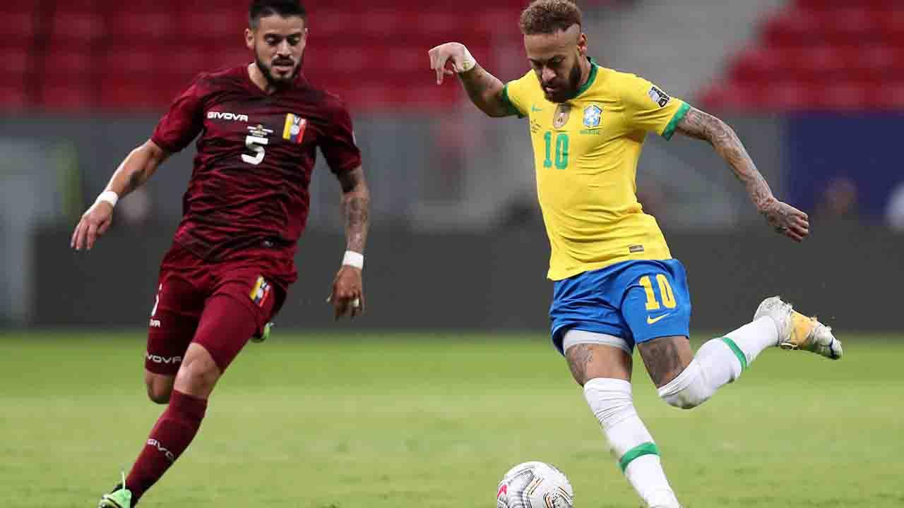 Copa America Brasile Neymar