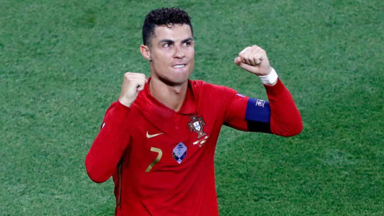 Cristiano Ronaldo Mbappé Maglia