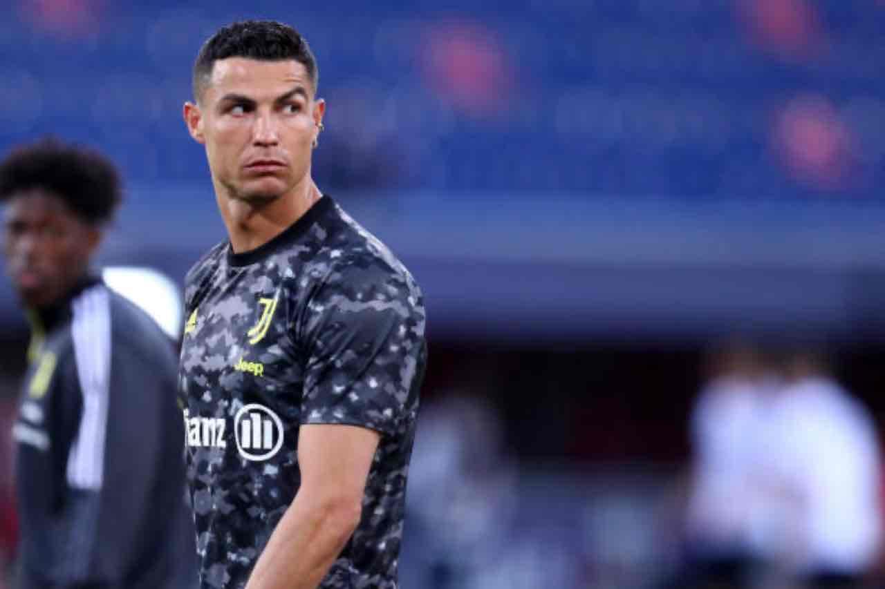 Ronaldo hotel Madrid