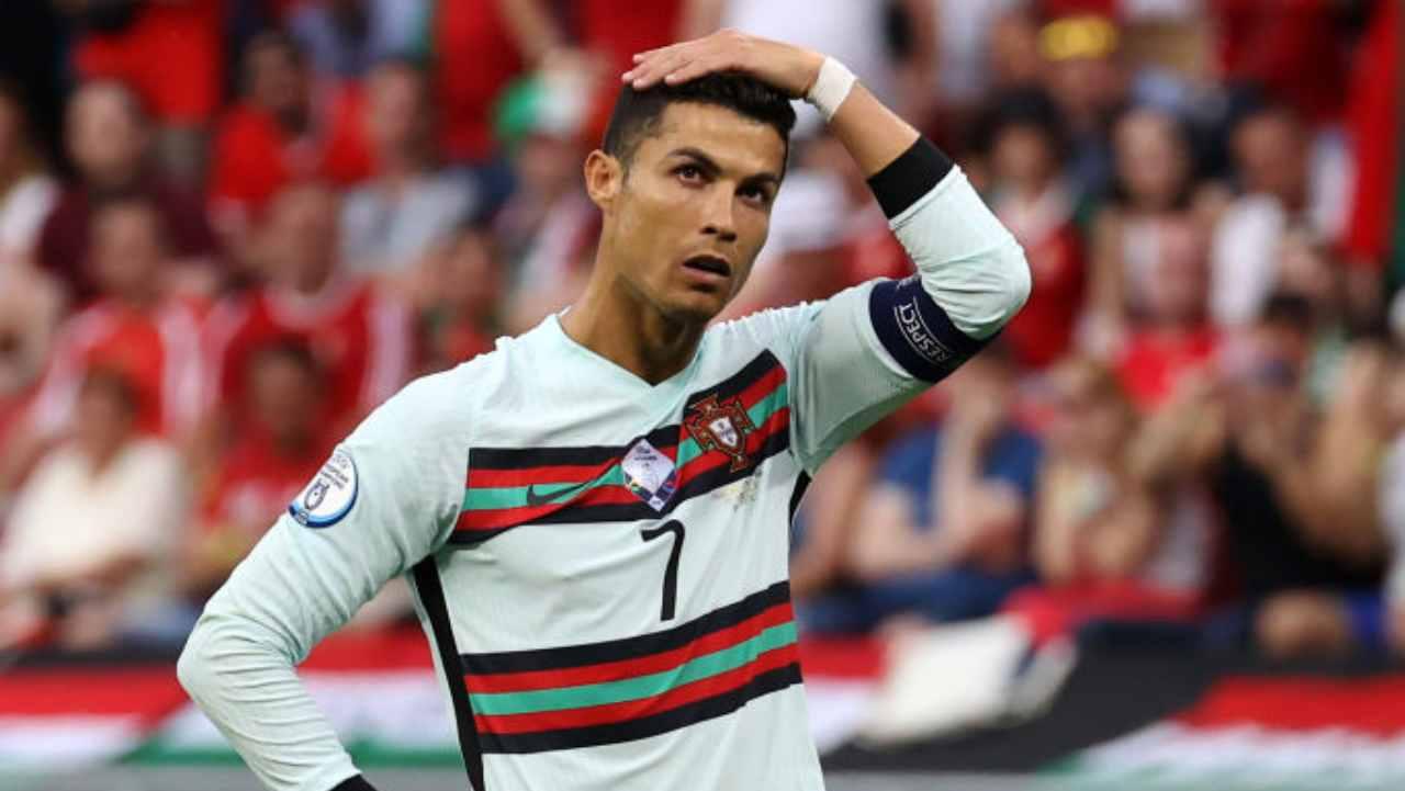 EURO 2020 Cristiano Ronaldo