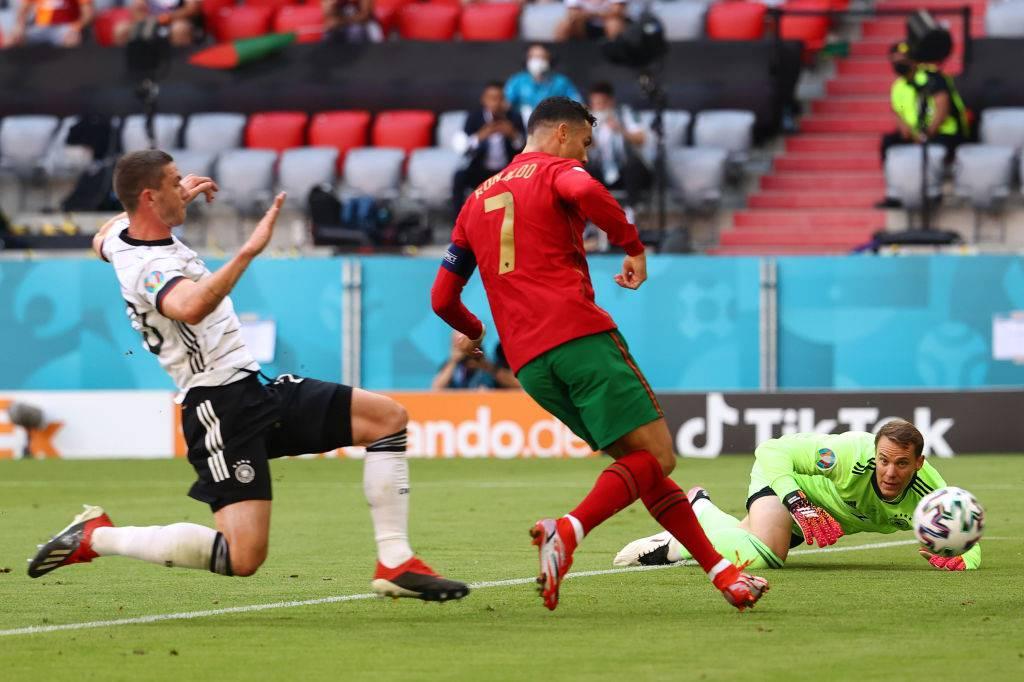 Highlights Portogallo Germania