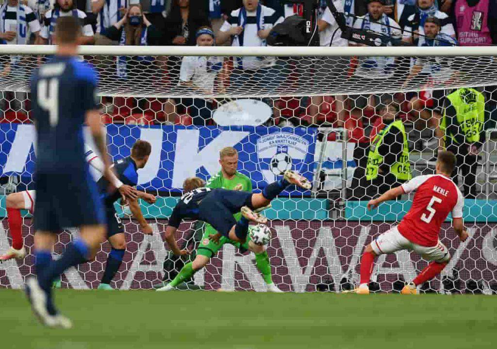 Danimarca-Finlandia highlights (Getty Images)