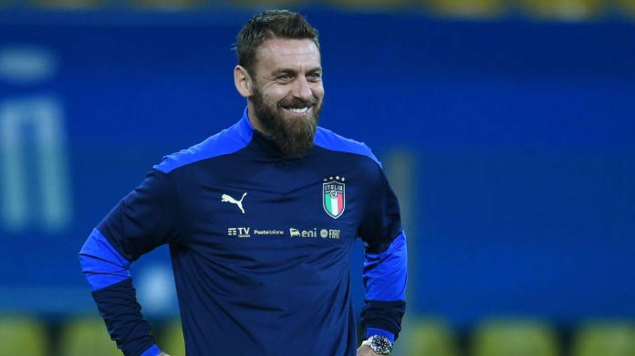 De Rossi Empoli Serie A