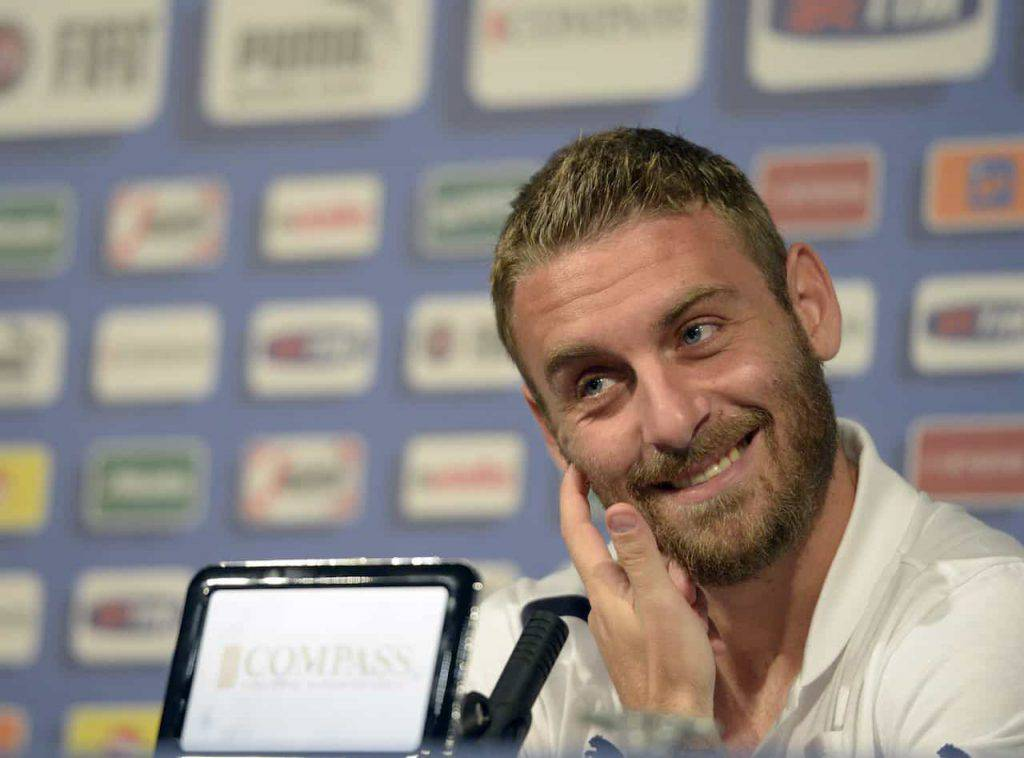 De Rossi compleanno (Getty Images)
