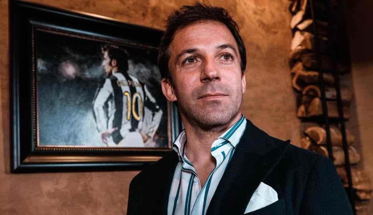 Del Piero ex calciatore